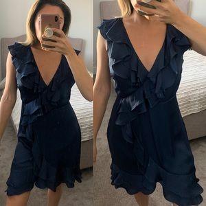 Brand new navy dress